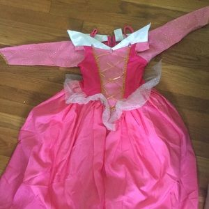 Girls Sleeping Beauty Costume